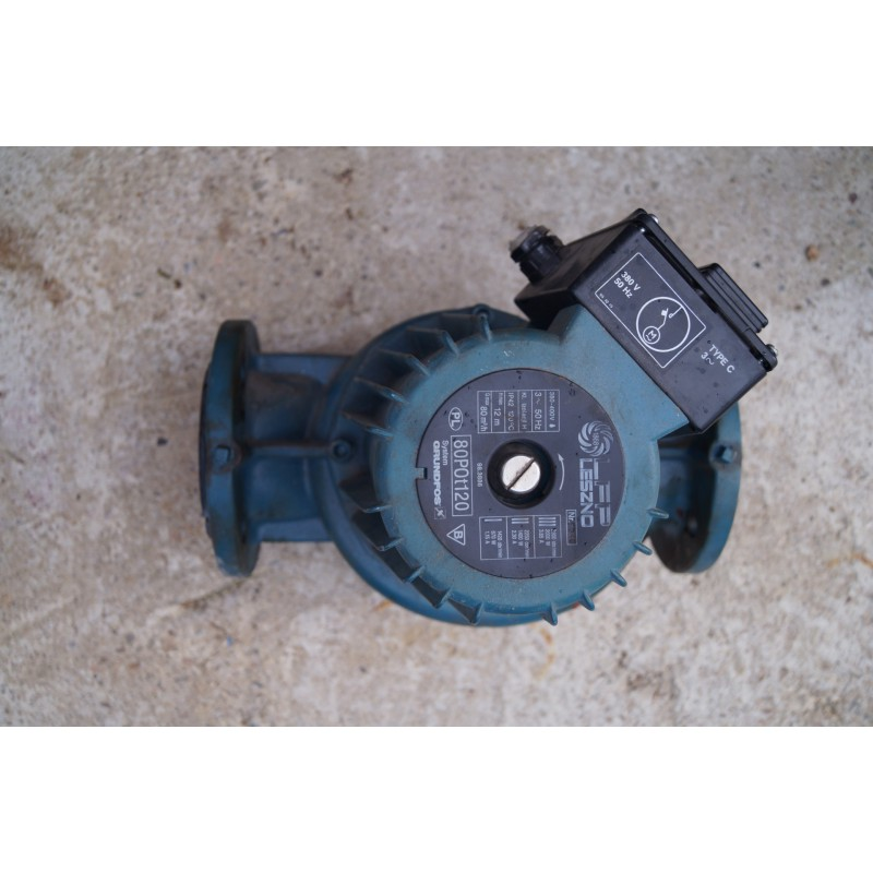 image: Pompa LFP  80POt120 F 3-fazy 400V
