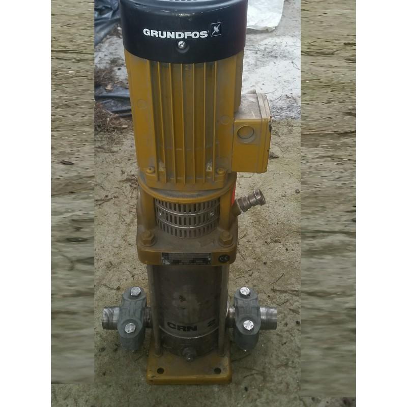 image: Pompa Grundfos CRN 2-110 A-P-G BUBE