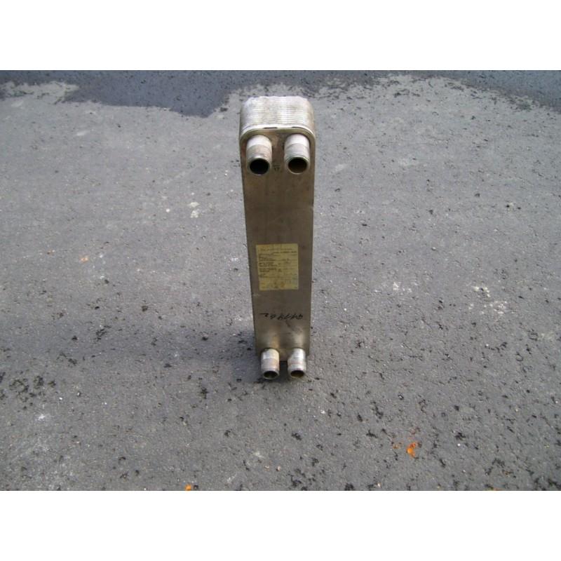 image: wymiennik ciepła płytowy 58x11x8cm duża moc
