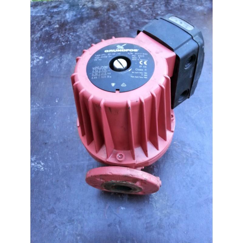 image: Pompa Grundfos UPS 40-60/4F 230V z gwarancją