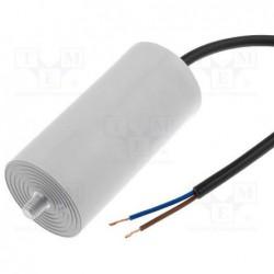 image: DUCATI ENERGIA 416102114 Kondensator: do silników, pracy; 14uF; 425VAC; Ø36x70mm; -25÷85°C