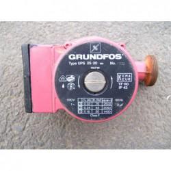 image: Pompa do bojlera Grundfos 25-20 180 + Gwarancja