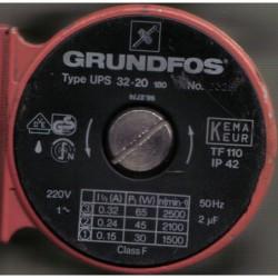 image: Pompa C.O. Grundfos UPS 32-20 180 używana z gwarancją