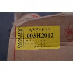 image: Danfoss AVP-F15