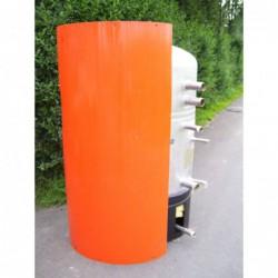 image: Zasobnik - bufor nierdzewny Viessmann VertiCell 500L z ociepleniem i gwarancją