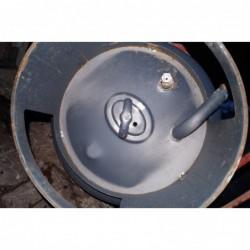 image: Bufor nierdzewny firmy Froling 600L pionowy