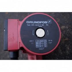 image: Pompa C.O. Grundfos UPS 32-55 G 180 +GWARANCJA - UŻYWANA