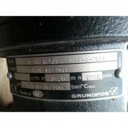 image: Grundfos LP 80-125 133. FABVBE KU57. 18M