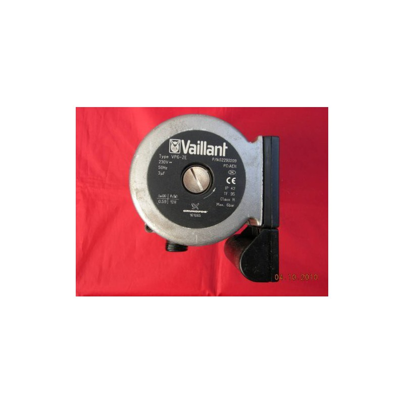 image: Pompa Vaillant Grundfos VP6-ZE  + GWARANCJA