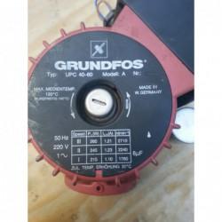 image: Pompa Grundfos UPC 40-60 model A 230V DN40 PN6 (UPS40-60 /2F)