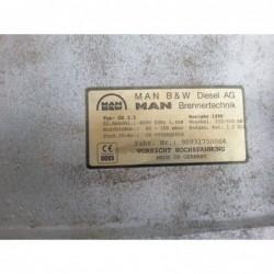 image: Palnik Gazowy MAN GZ 3.1  210-550 kW
