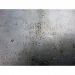 image: wymiennik ciepła płytowy 61x21x26cm przemysłowy