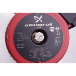 image: Pompa Grundfos UPS 50-60/4F używana z gwarancją