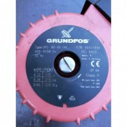 image: Pompa Grundfos UPS 40-60/4F z gwarancją
