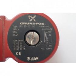 image: Pompa C.O. Grundfos UPS 25-60 180 +GWARANCJA