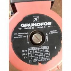 image: Pompa Grundfos UMC 80-60 Modell:A UPS 80-60 F