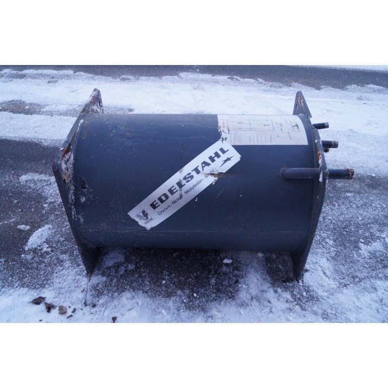 image: Bojler nierdzewny Froling 150l lężący płaszczowy