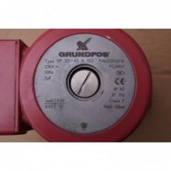 image: Pompa Grundfos UP 20-45 N 150 powystawowa 230V