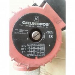image: Pompa Grundfos UPC 50-120 używana z gwarancją