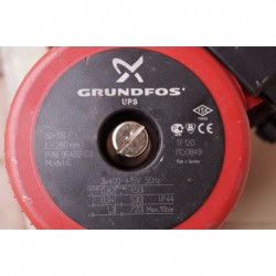 image: Pompa Grundfos UPS 50-120/F prawie nowa z gwarancją