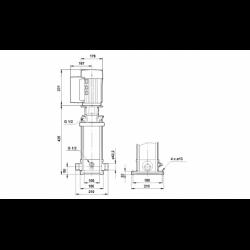 image: Pompa Grundfos CRNE 5-8 + GWARANCJA