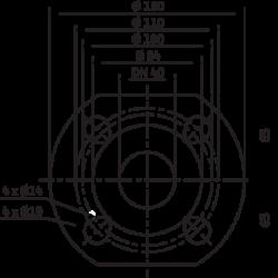 image: Pompa Wilo Top-Z 40/7 RG + GWARANCJA