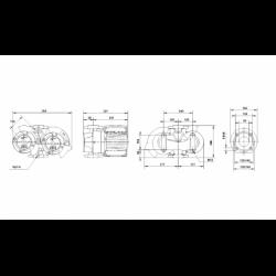 image: Pompa Grundfos MAGNA UPED 65-60 F - 96441221