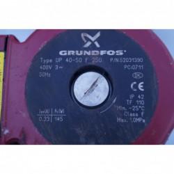 image: Pompa Grundfos UP 40-50 F 250