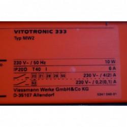 image: Sterownik Viessmann Vitotronic 333 Typ MW2