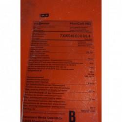 image: Bojler nierdzewny Viessmann HoriCell-HG 500L poziomy