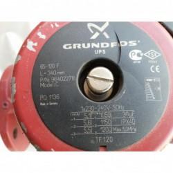 image: Pompa Obiegowa Grundfos UPS 65-120/F  używana z gwarancją 230V