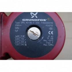 image: Pompa Obiegowa Grundfos UPS 40-80 F 250