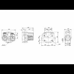 image: Pompa Grundfos UPED 50-120 F