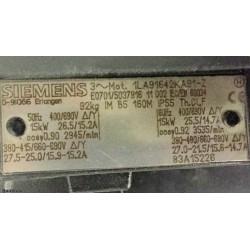 image: Pompa Obiegowa Grundfos  Typ TP 100-310/2, 15 kW