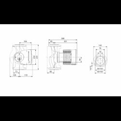 image: Pompa Cyrkulacyjna Grundfos MAGNA3 32-120 F N używana z gwarancją