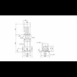 image: pompa grundfos CR 20-6 A-F-A-E-HQQE - 96500512