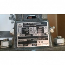 image: Pompa Grundfos Wielostopniowa CRN 5-22 A-FGj-G-E-HQQE