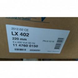 image: Pompa Obiegowa Biral LX 402  -grundfos UP 42-42 F GD40 wilo d40 P40/100