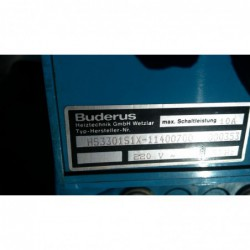 image: Sterownik Buderus System 3301S1X