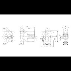Pompa Obiegowa Grundfos Magna 50-120 f