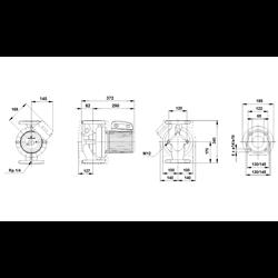 Pompa Obiegowa Grundfos UPS 65-120 /2