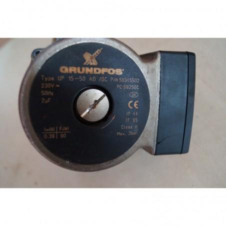 image: Pompa Grundfos UP 15-50 AO /BC do kotła Beretta