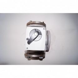 image: zawór trójdrogowy honeywell z siłownikiem meibes