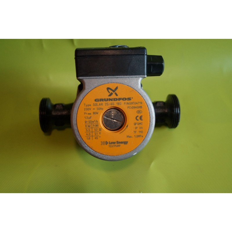 image: Pompa Grundfos Solar 25-65 180