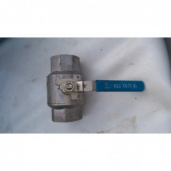 image: Zawór kulowy nierdzewny  2 1/2 cala  DN65 PN63