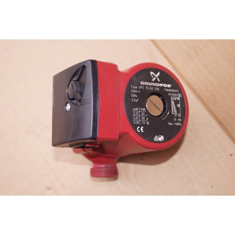 image: Pompa C.O. Grundfos UPS 15-60 130 +GWARANCJA