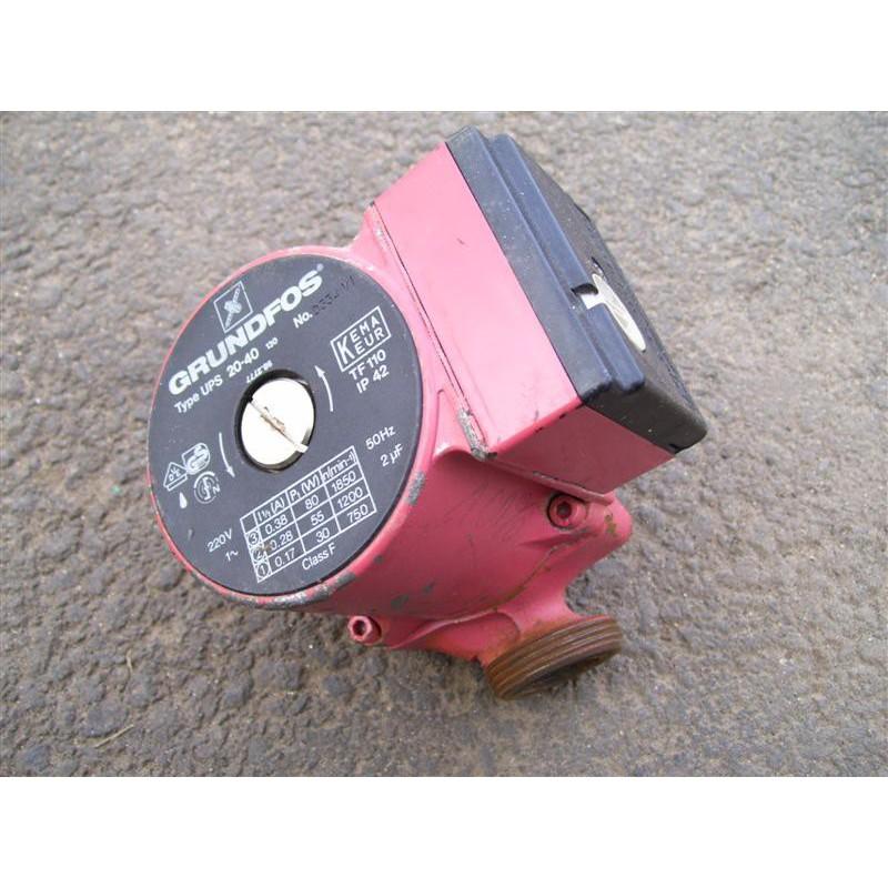 image: Pompa C.O. Grundfos UPS 20-40 130 używana z gwarancją
