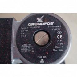 image: Pompa Grundfos Viessmann VIUP-40/60 +GWARANCJA m.in. do Vitopend 100