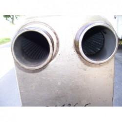 image: wymiennik ciepła płytowy 61x21x19cm przemysłowy