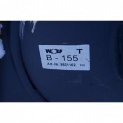 image: Bojler nierdzewny Wolf 155 leżący +GWARANCJA